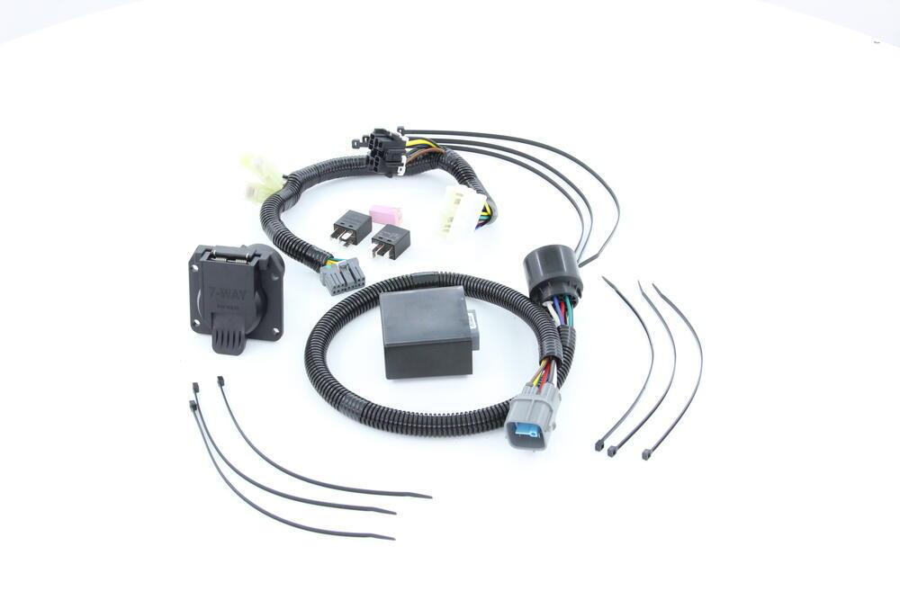 Trailer Wiring Harness Kit For 2010 Honda Pilot - Wiring Solutions