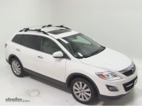 Thule Roof Rack for 2013 Mazda CX 9 | etrailer.com