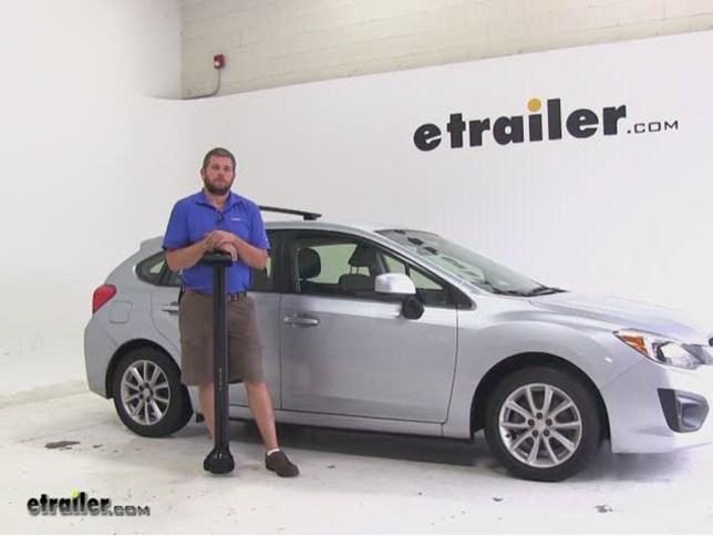Roof Rack For 2009 Subaru Legacy Etrailercom
