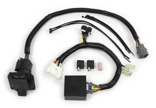 2013 honda pilot oem trailer wiring harness
