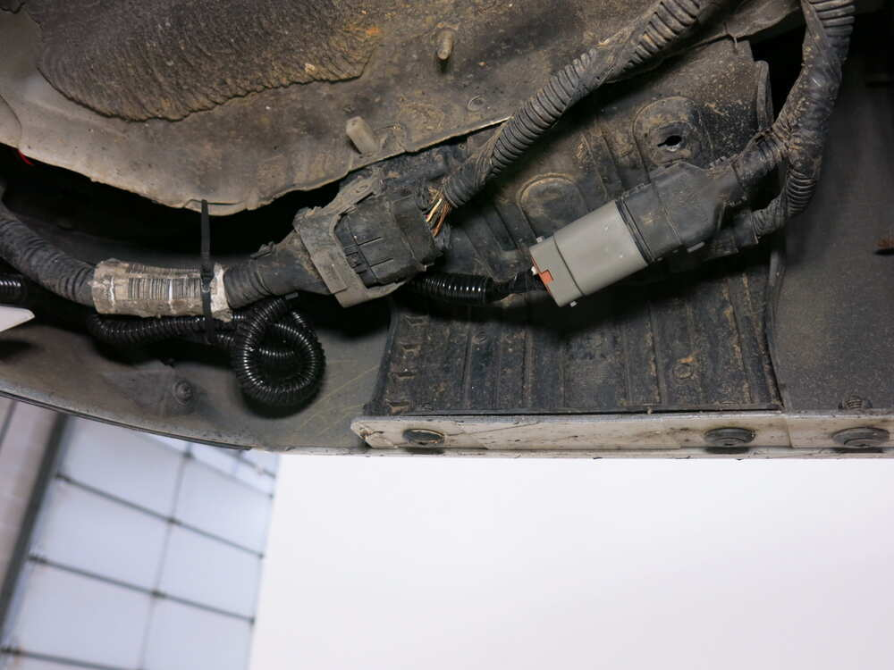 2013 Kia Sorento Trailer Wiring Harness Hitch wiring harness for