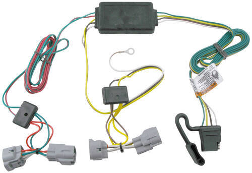 toyota tacoma trailer wiring