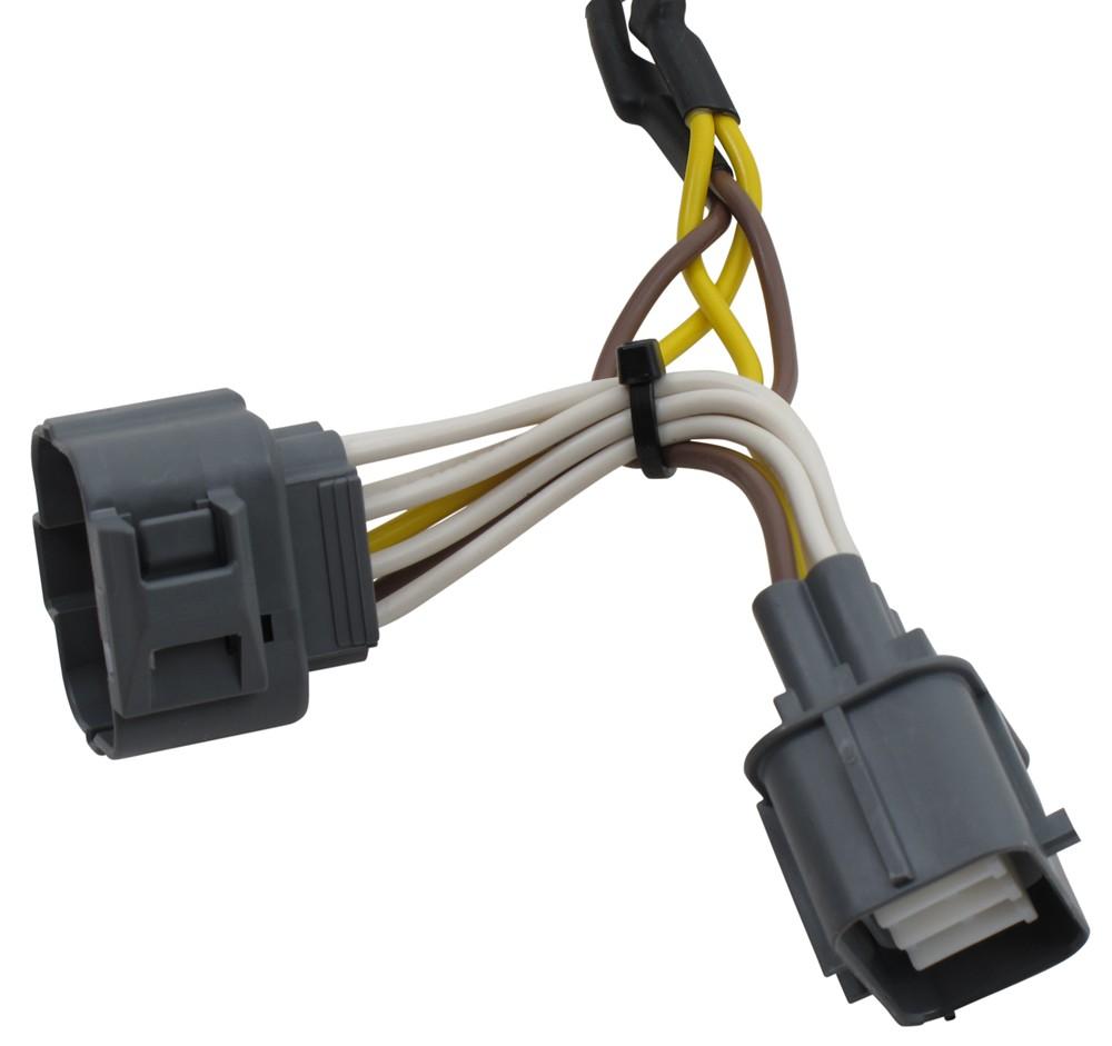 honda civic trailer wiring harness