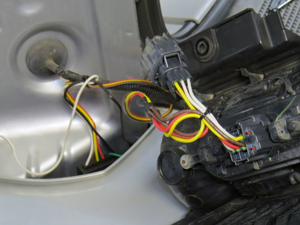 Trailer Wiring Harness For 2002 Jeep Wrangler Jeep wrangler trailer