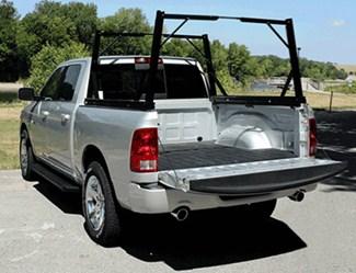 2012 Dodge Ram Pickup Ladder Racks Deezee