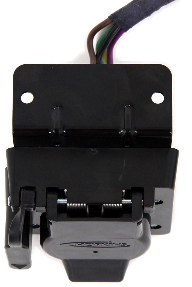 toyota trailer wiring bracket