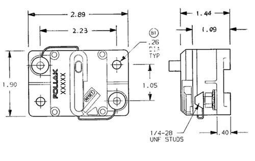 marine dc fuse box auto electrical wiring diagram