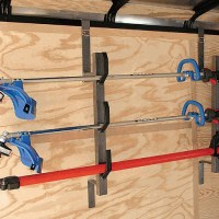 Storage Racks: Enclosed Trailer Storage Racks