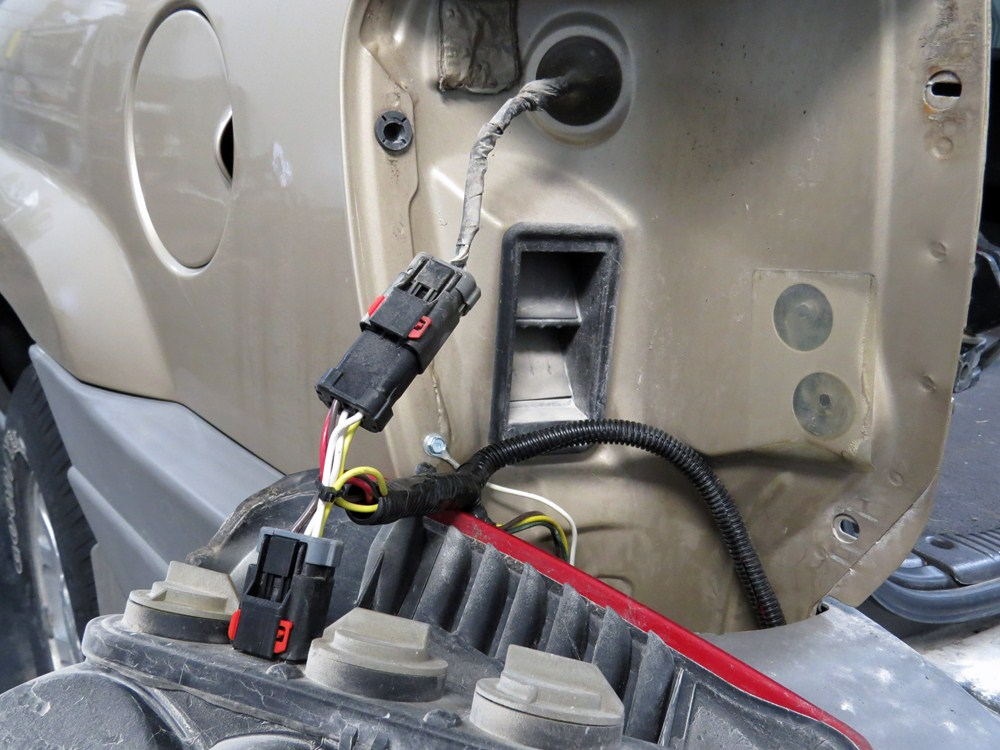2007 Jeep Liberty Trailer Wiring Harness - Wiring Solutions