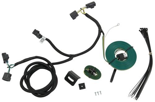 jeep jk rv tow harness wiring diagram