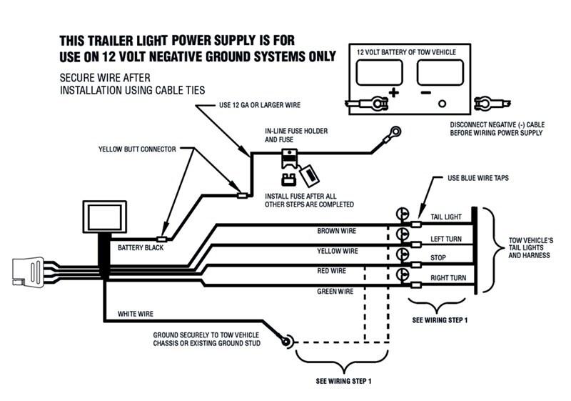 2005 nissan frontier trailer wiring