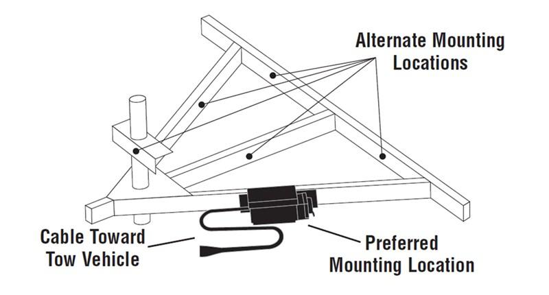 tekonsha trailer wiring circuit tester