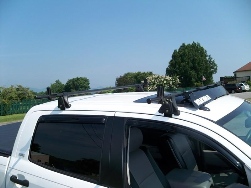 Yakima Roof Rack Toyota Tundra