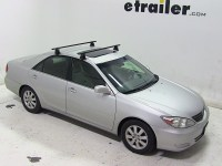 Yakima Roof Rack for 2003 Toyota Camry | etrailer.com