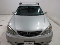 Roof racks for toyota camry 2008