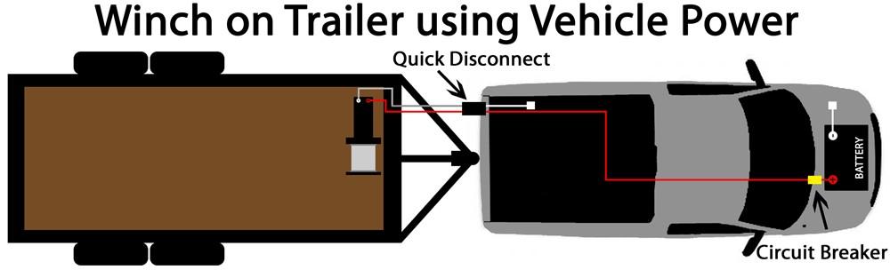 boat trailer winch wiring diagram trailer winch wiring ewiring