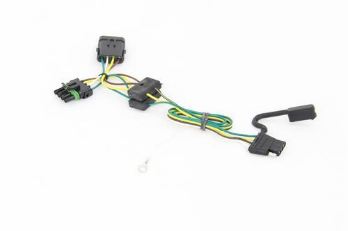 install trailer hitch wiring harness