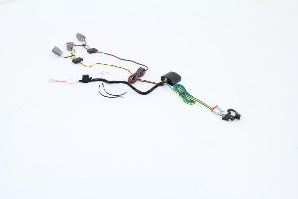 2013 volvo xc90 trailer wiring harness