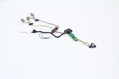 mercedes benz wiring harness tow