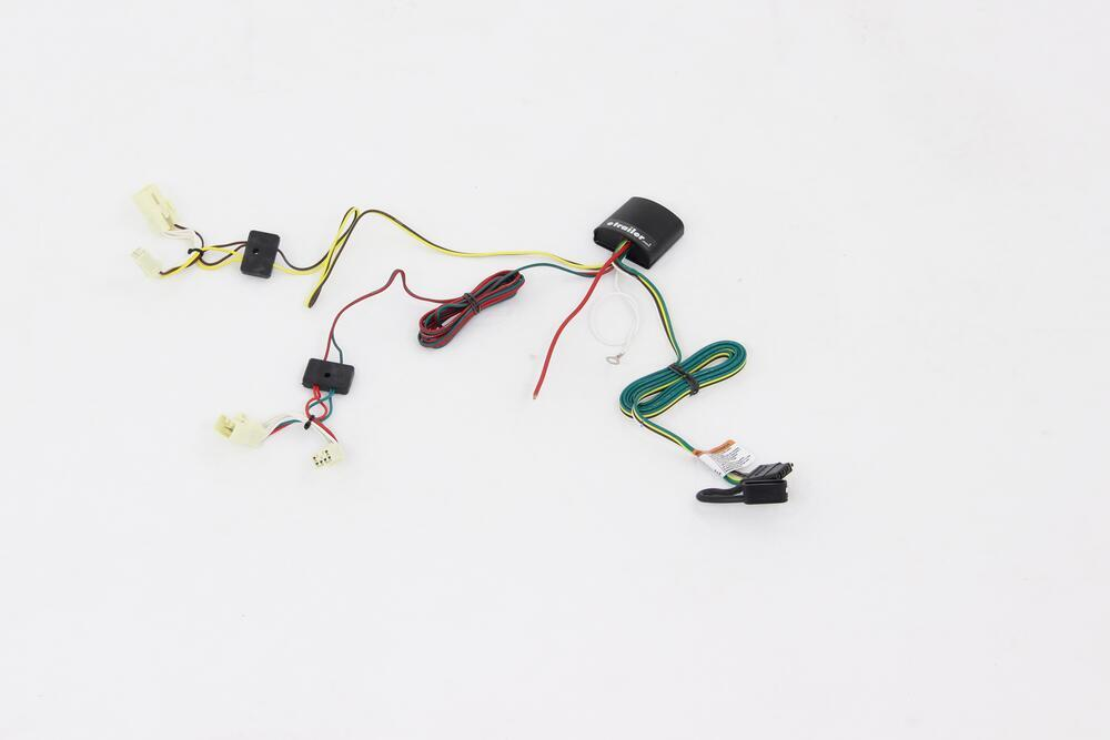 trailer wiring harness toyota rav 4