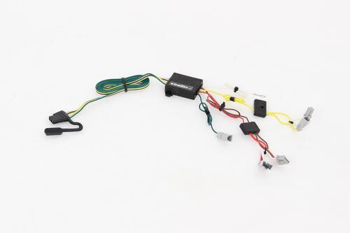 saab trailer wiring harness