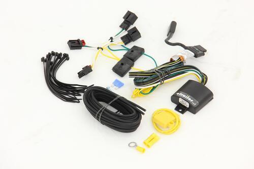 volkswagen tiguan trailer wiring harness