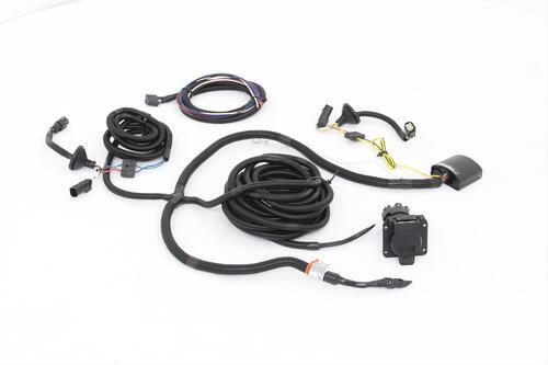 ford transit custom trailer wiring