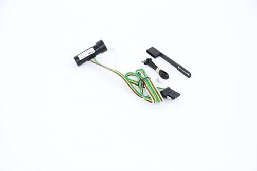 curt custom vehicle to trailer wiring harness