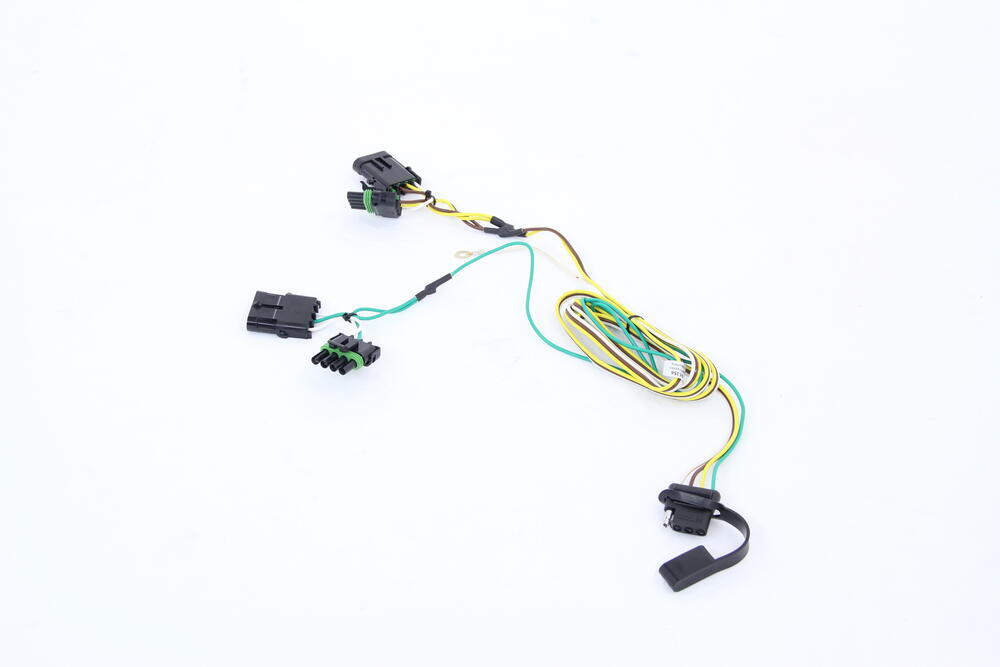 curt tconnector wiring harness