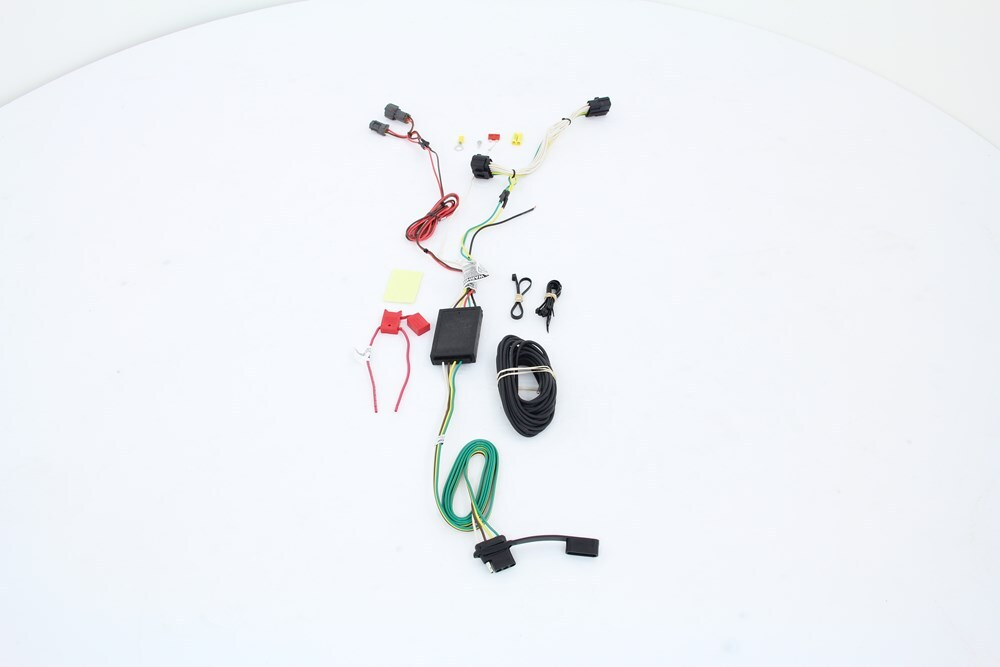 4 pole trailer wiring harness