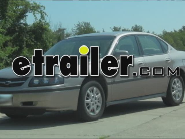 Trailer Wiring Harness Installation - 2002 Chevrolet Impala Video