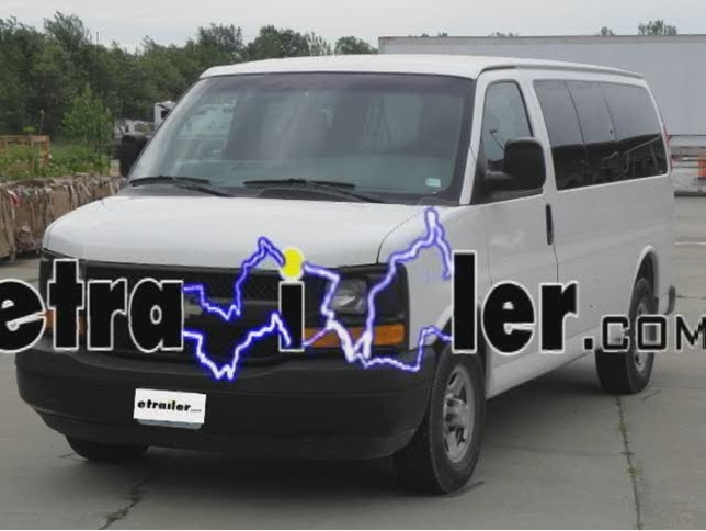 Chevy Van Trailer Wiring Harness Wiring Diagram