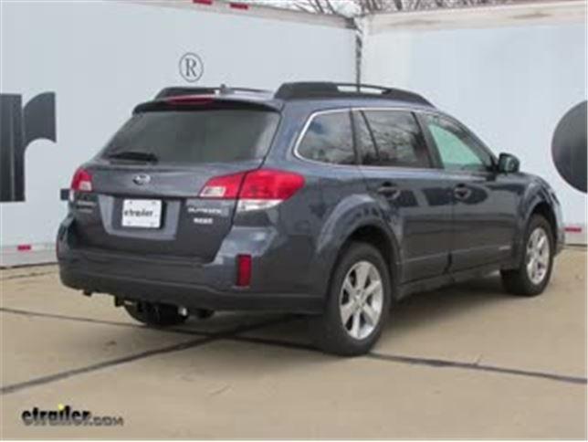 2017 Subaru Outback Trailer Wiring Harness - Carbonvotemuditblog \u2022