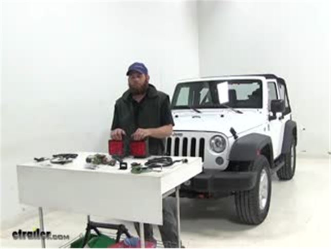 2010 Jeep Wrangler Trailer Wiring Diagram - Wiring Solutions