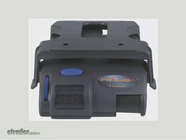 Trailer Brake Controller Installation - 2011 Chevrolet Silverado