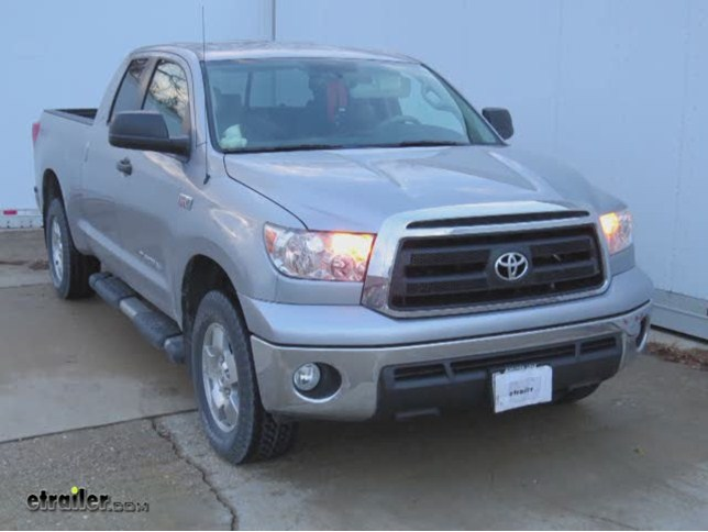 Trailer Brake Controller Installation - 2012 Toyota Tundra Video