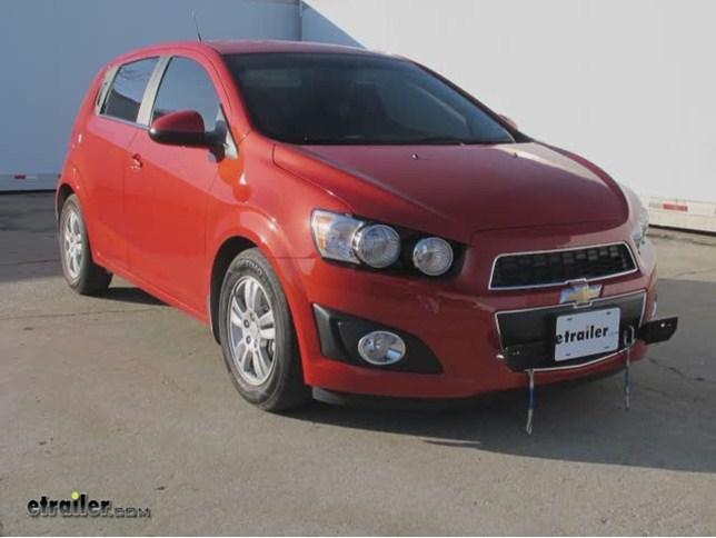 Roadmaster Base Plate Installation - 2012 Chevrolet Sonic Video