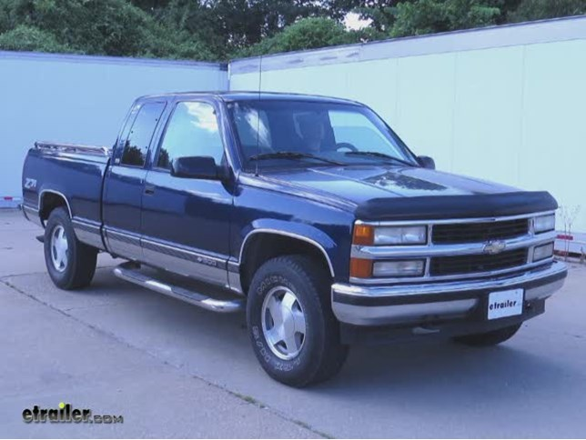 Trailer Brake Controller Installation - 1996 Chevrolet C/K Series