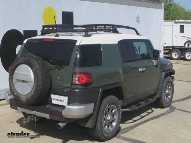 Trailer Brake Controller Installation - 2011 Toyota FJ Cruiser