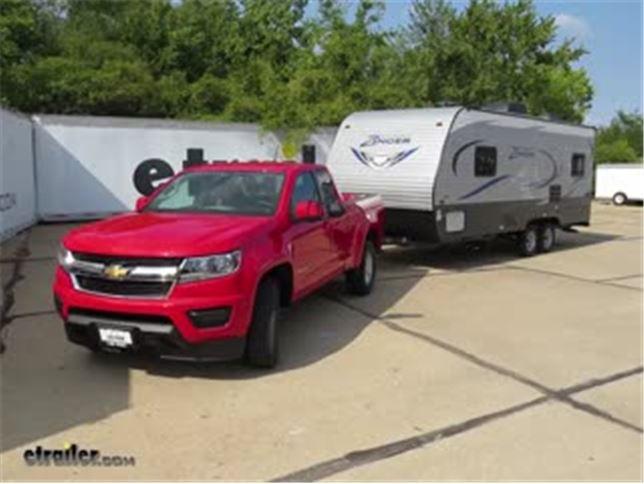 Trailer Brake Controller Installation - 2017 Chevrolet Colorado