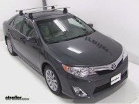2012 Toyota Camry Thule Roof-Rack Fit Kit for Traverse ...