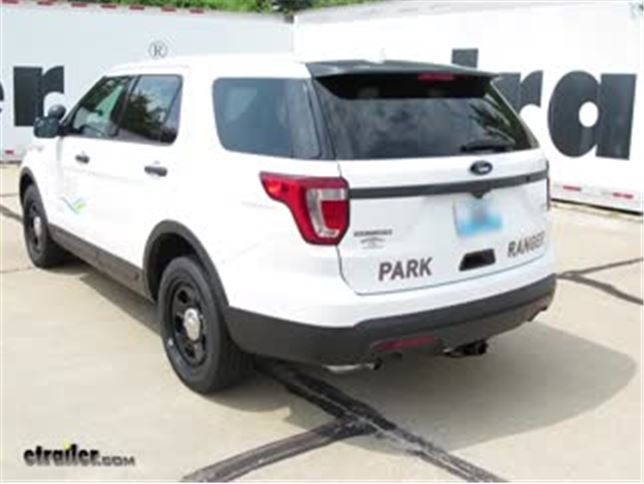 Ford Explorer Trailer Hitch Wiring Wiring Diagram