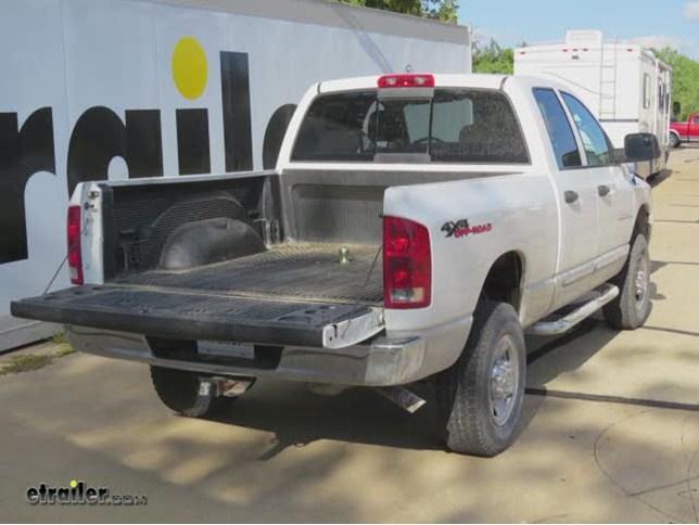 2004 Dodge Pick Up Trailer Wiring Wiring Diagram