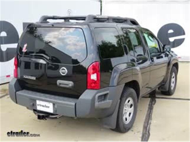 Trailer Wiring Harness Installation - 2006 Nissan Xterra Video