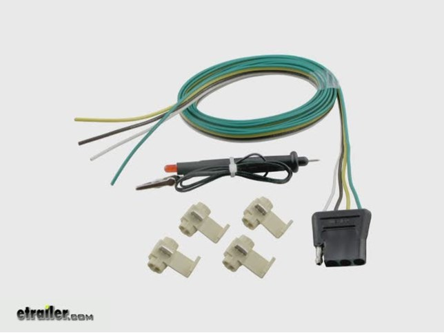 Trailer Wiring Harness Installation - 2008 Ford F-250 Video