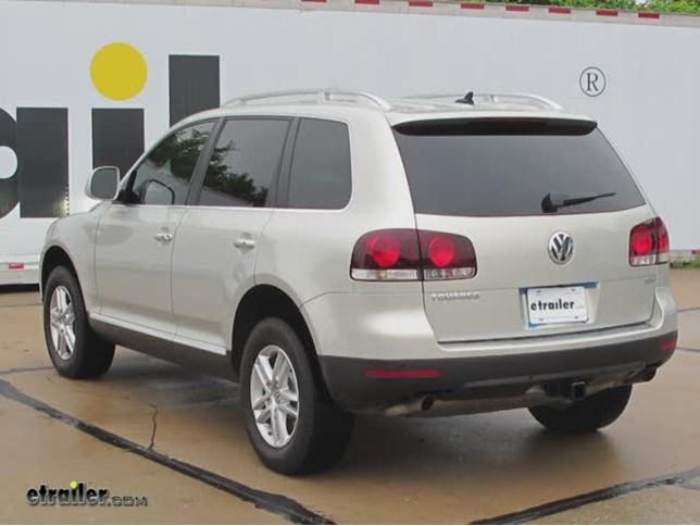 Trailer Wiring Harness Installation - 2010 Volkswagen Touareg Video