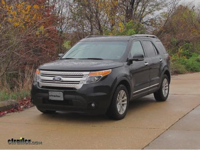 Trailer Wiring Harness Installation - 2011 Ford Explorer Video