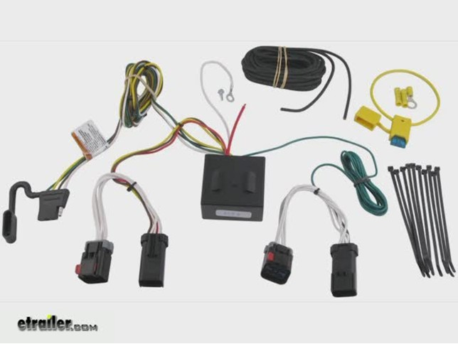 Jeep Compass Trailer Wiring Harness Wiring Diagram