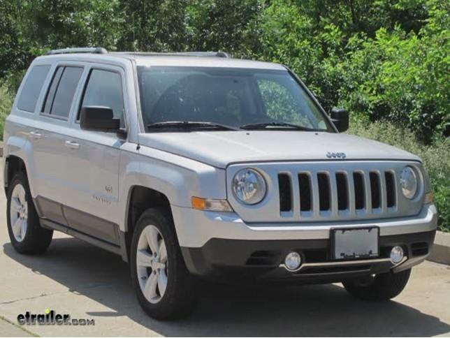 Trailer Wiring Harness Installation - 2011 Jeep Patriot Video