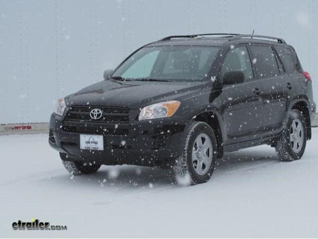 Trailer Wiring Harness Installation - 2012 Toyota RAV4 Video